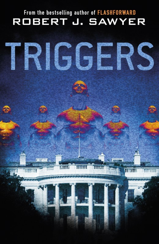 Bookcover Triggers by Robert J. Sawyer